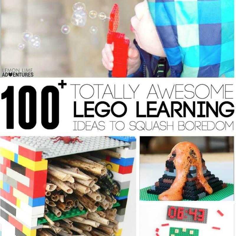 Lego Learning Ideas