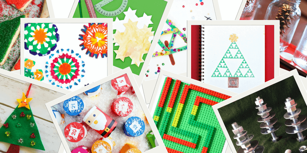 25+ Christmas STEAM Projects for Busy Kids