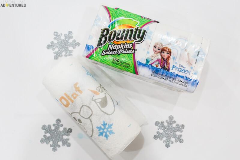 Disney Frozen Paper Towels