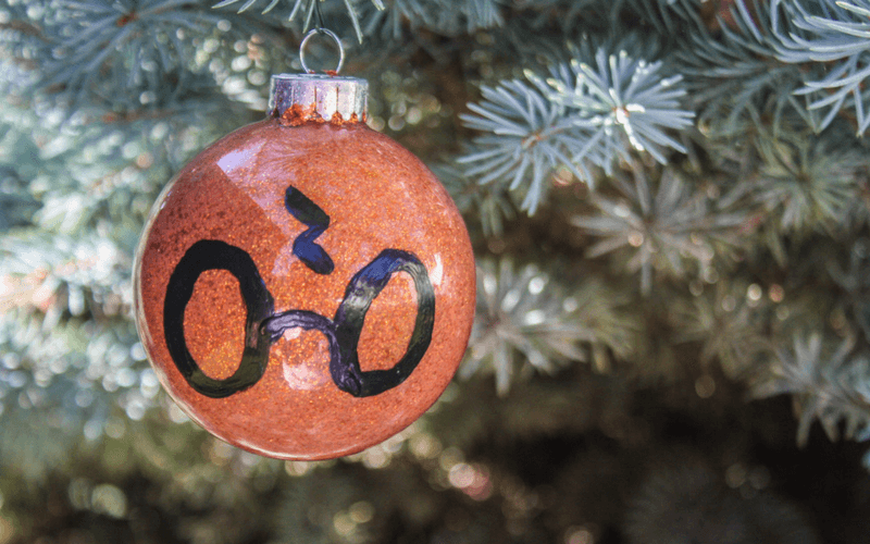 Totally Awesome DIY Harry Potter Christmas Ornament