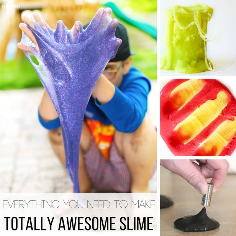 Everything You need to Make Slime Recipes That Work