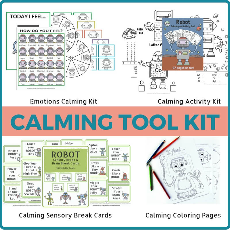 The Complete Calming Tool Kit for Kids