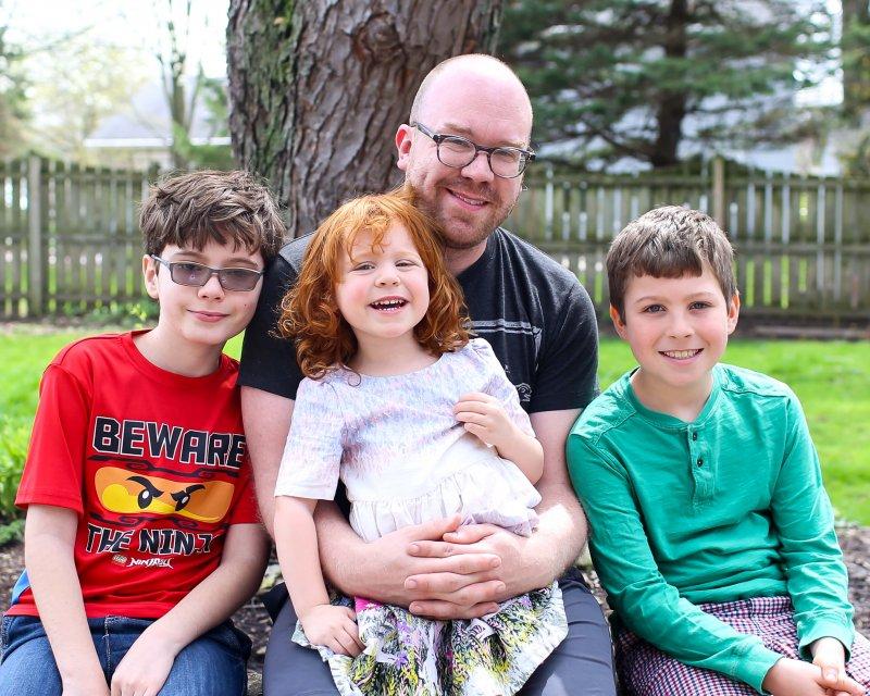 Dayna Abraham Family