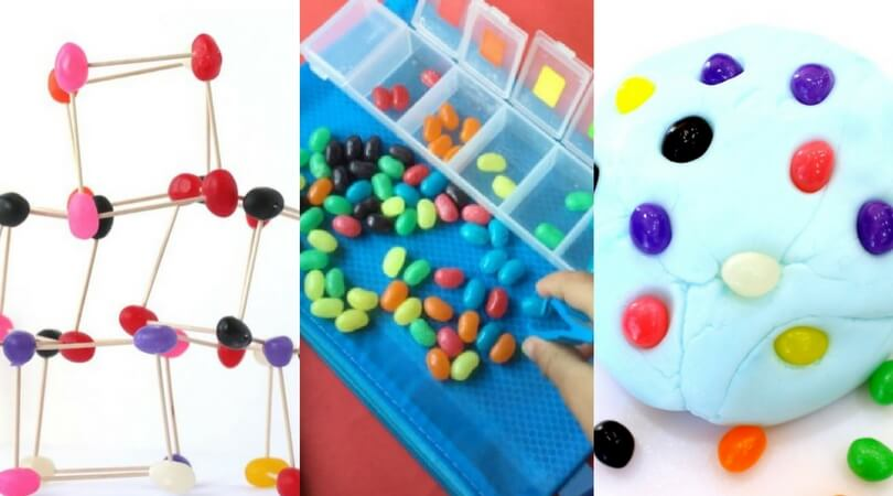 Simple Jelly Bean Experiments, Crafts and Activities Every Kid Will Love