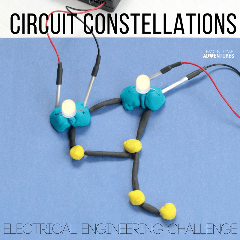 Circuits for Kids: Totally Fun Squishy Circuit Constellations