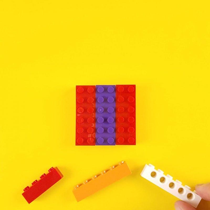 Lego Fidget Cube Base