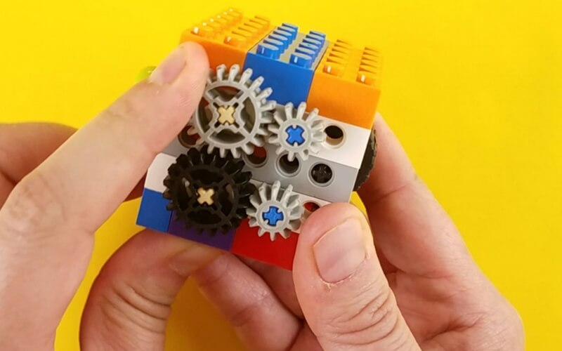 How to Make an Epic DIY Lego Fidget Cube
