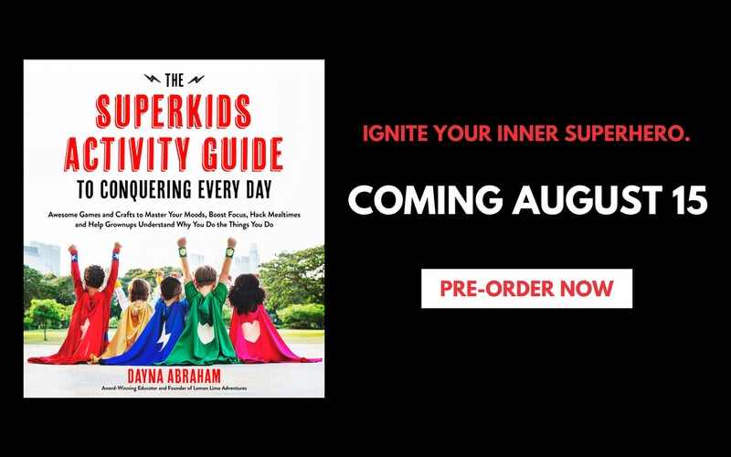 Super Kids Activity Guide Pre-Order Now