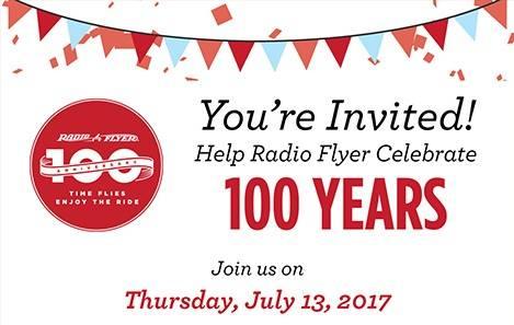 Radio Flyer Celebration