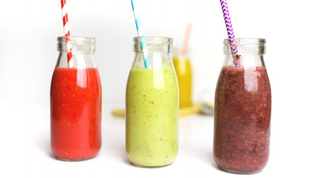 Sick Day Smoothies for Kids that Touch Everything