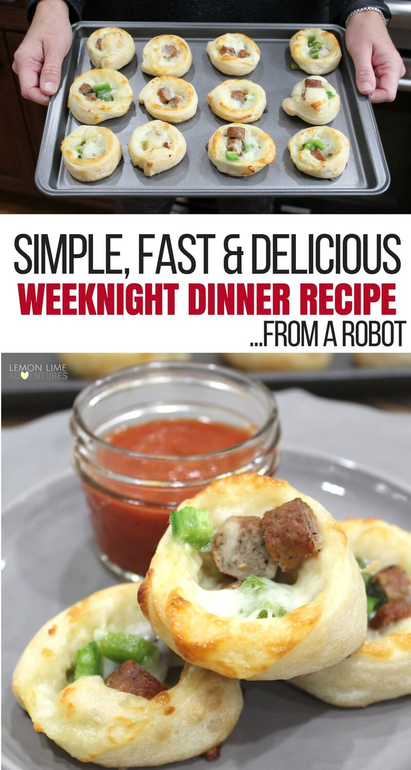 Simple Fast and Delicious Weeknight Dinner Recipe