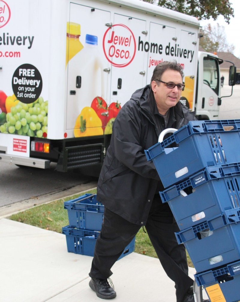 Want to save time and money? Order your groceries online and have them delivered to your kitchen for free