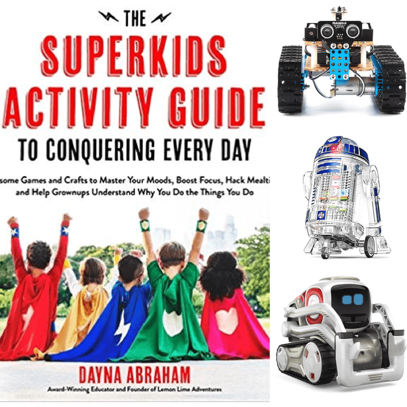 50 Totally Awesome STEAM Gifts for Science-Loving Kids