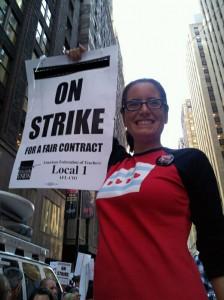 Strike photo