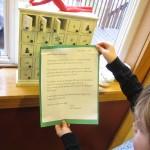 Elf on Shelf Writing Prompt