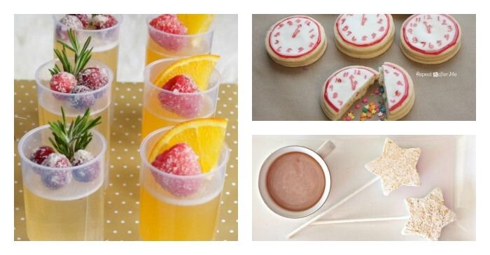 Simple New Years Recipes for Kids