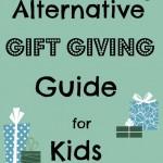 alternative gift giving guide