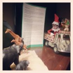 Elf on the shelf writing prompt