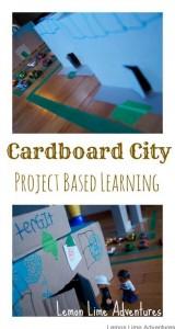 Cardboard-City
