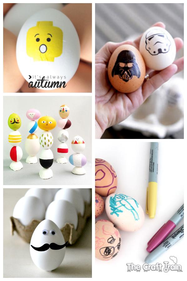 10 unique Easter Eggs