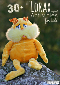 30+ Lorax Inspired Activities from Educators' Spin on It