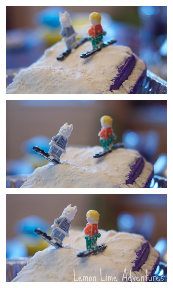 Lego Storytelling scene one