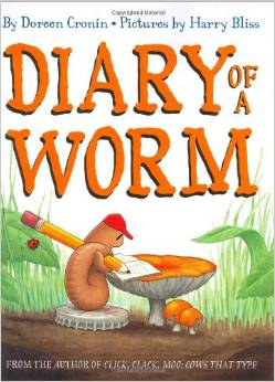 worm books for kids