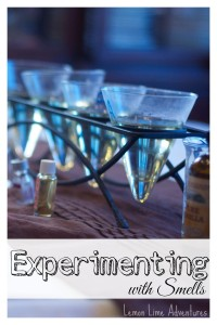 Scented Science Experiment for Kids