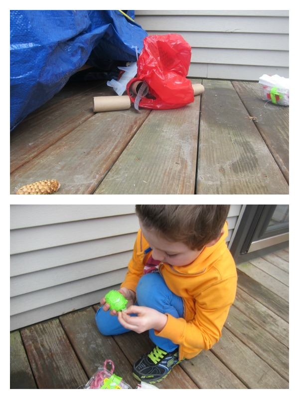Finding results Egg Drop