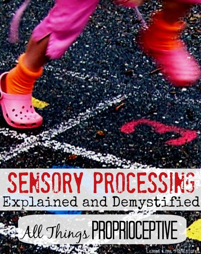 Proprioceptive Input: Sensory Processing Explained
