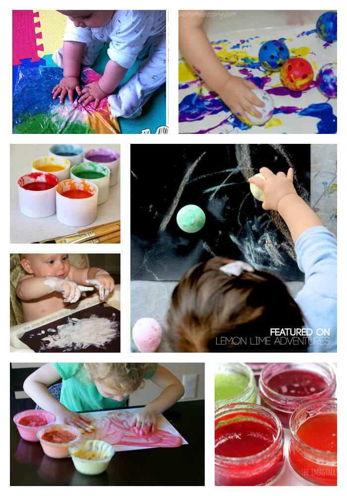 Baby Arts and Crafts Activities