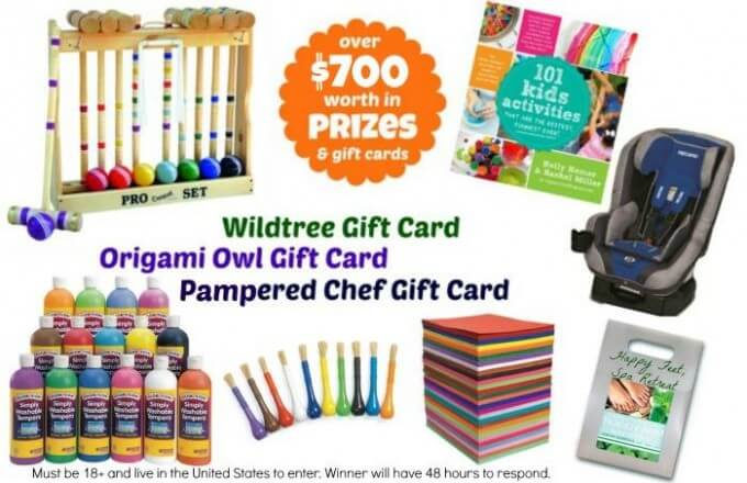 summer family fun giveaway