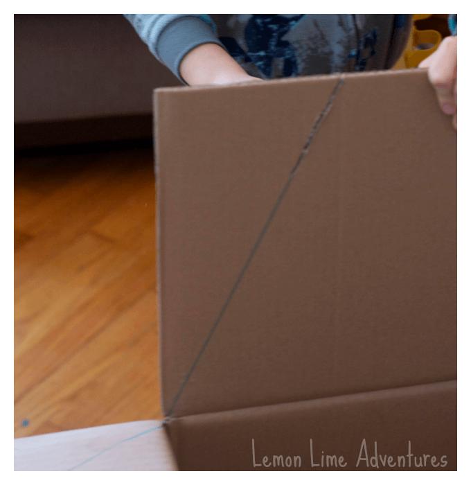 Create a Rocket Box