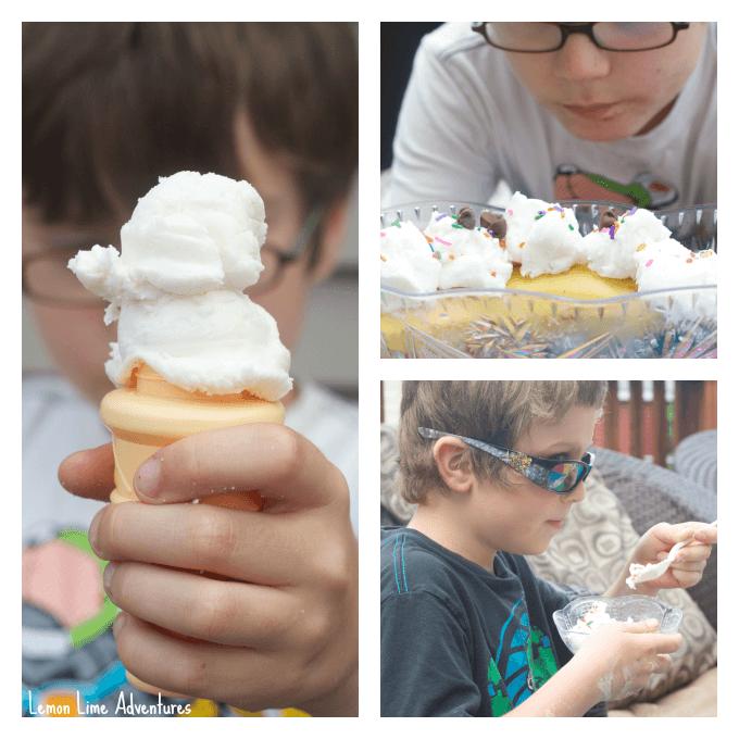 New Ice Cream Dough Recipe