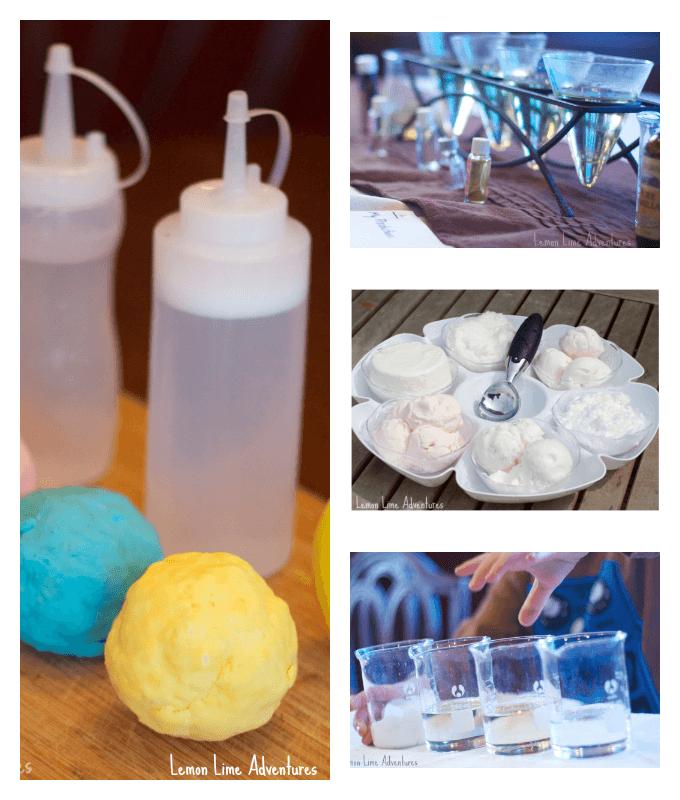 7 Sensory Dough Experiments.