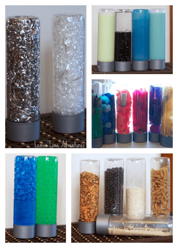 Sensory Bottle Collection