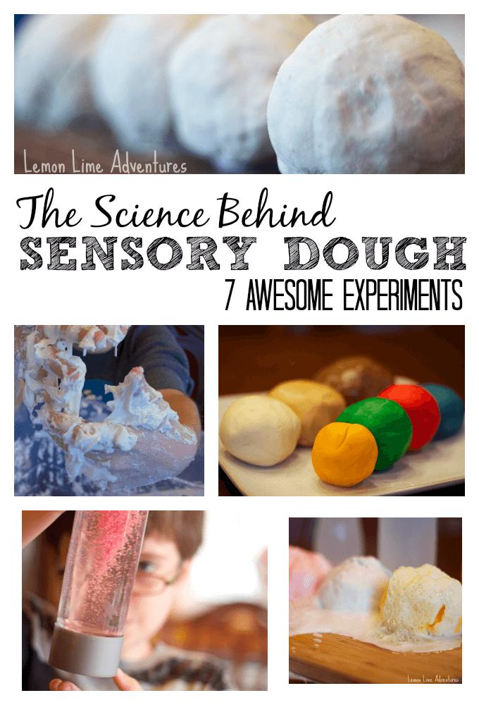 Sensory Dough Experiments