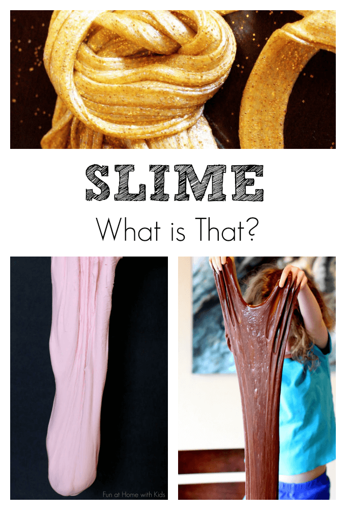 How is Slime Made