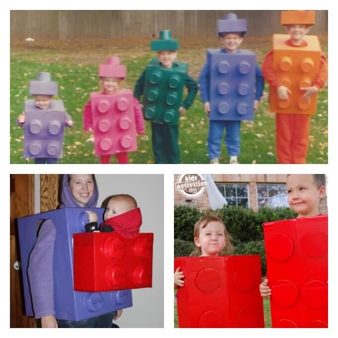 Amazing diy lego costumes lego brick costumes solutioingenieria Gallery