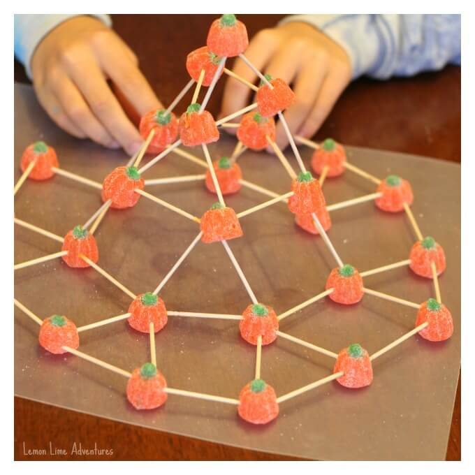 Patterns and Building Activity for Halloween