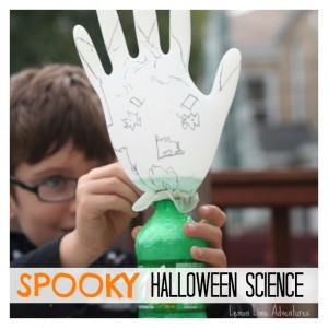 Spooky Pop Rocks and Soda Experiment