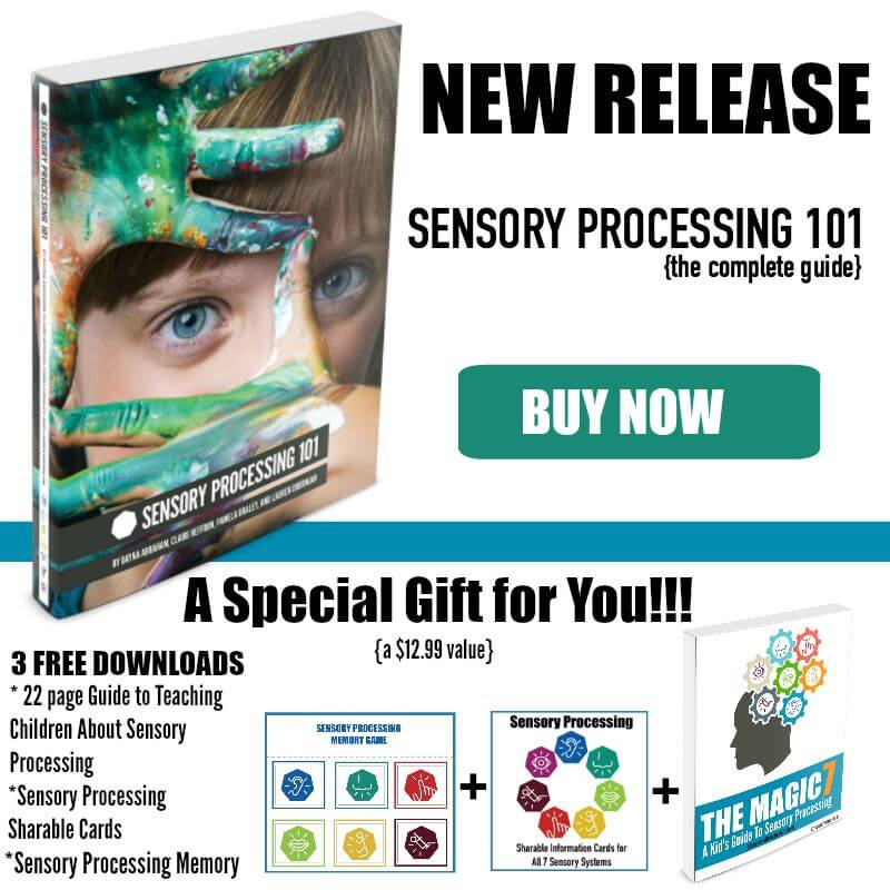 New RElease Sensory Processing 101