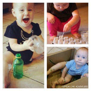 10 Simple 2-Minute Toddler Activities
