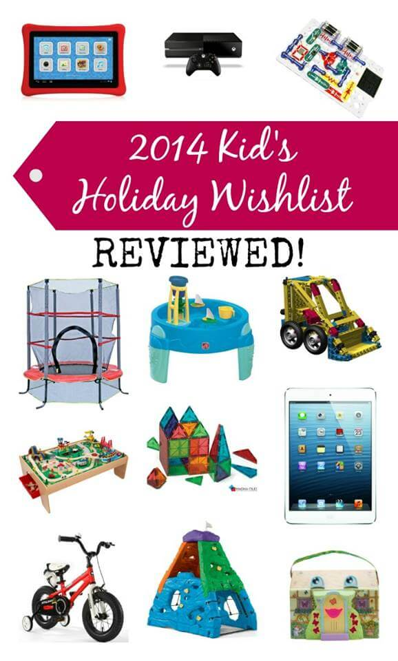 Holiday Wish list Reviews