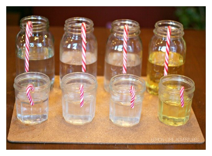 How to Do a Candy Cane Experiment with Kids