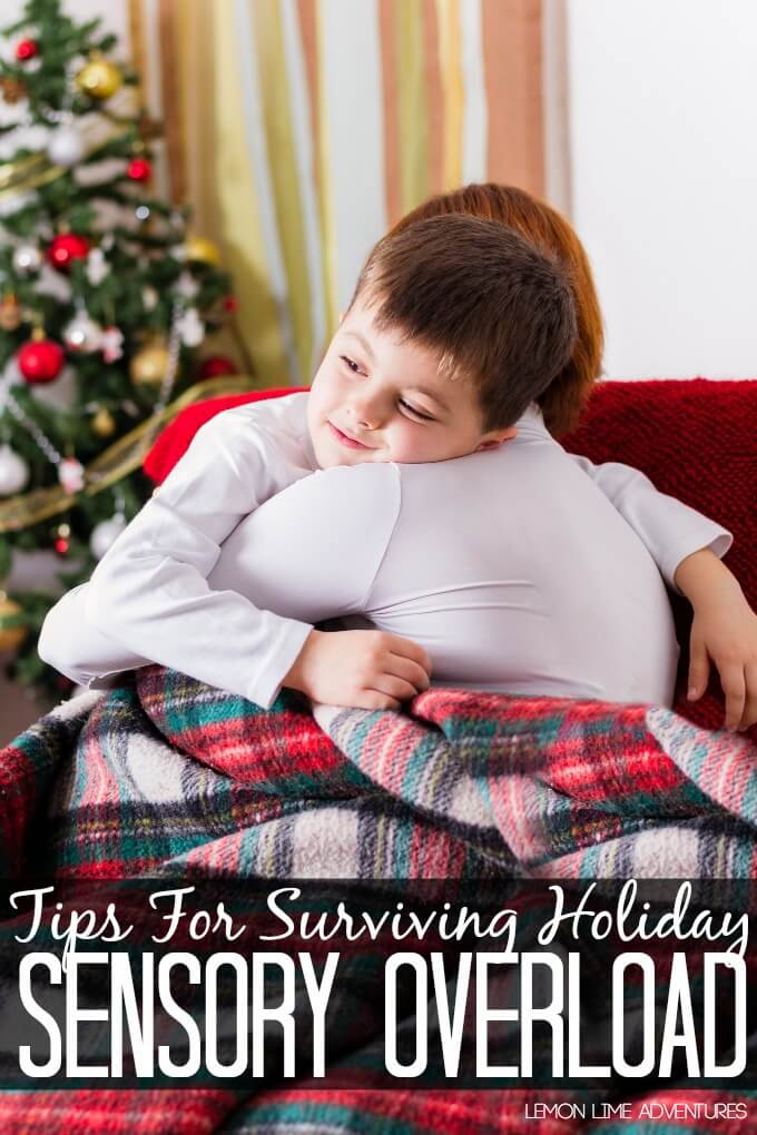 sensory overload tips