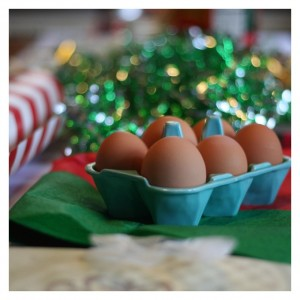Christmas Egg Drop Project