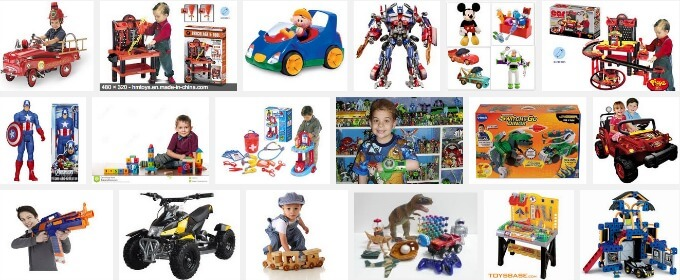 Classic Boy Toys