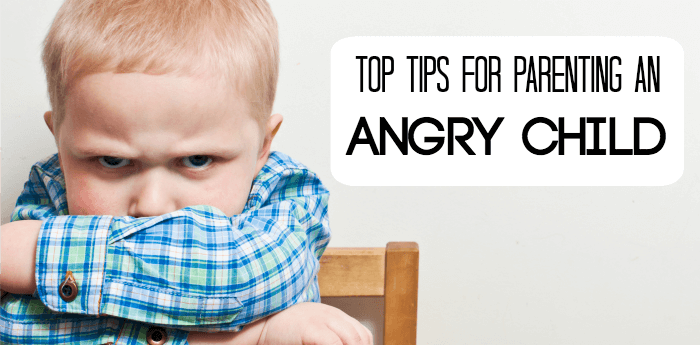 Parenting Angry Child