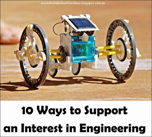 Support Interest in Engineering